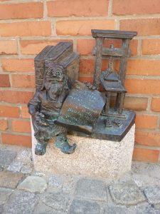 Wroclaw gnome (dwarf)