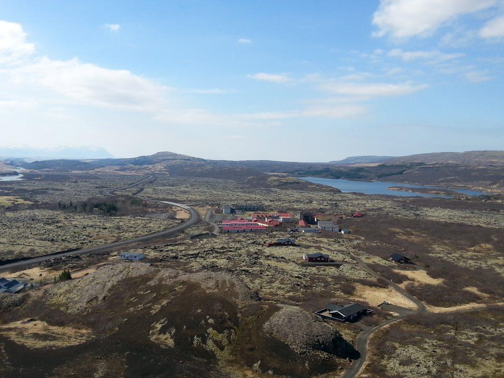 Route 1, from Reykjavik to Akureyri