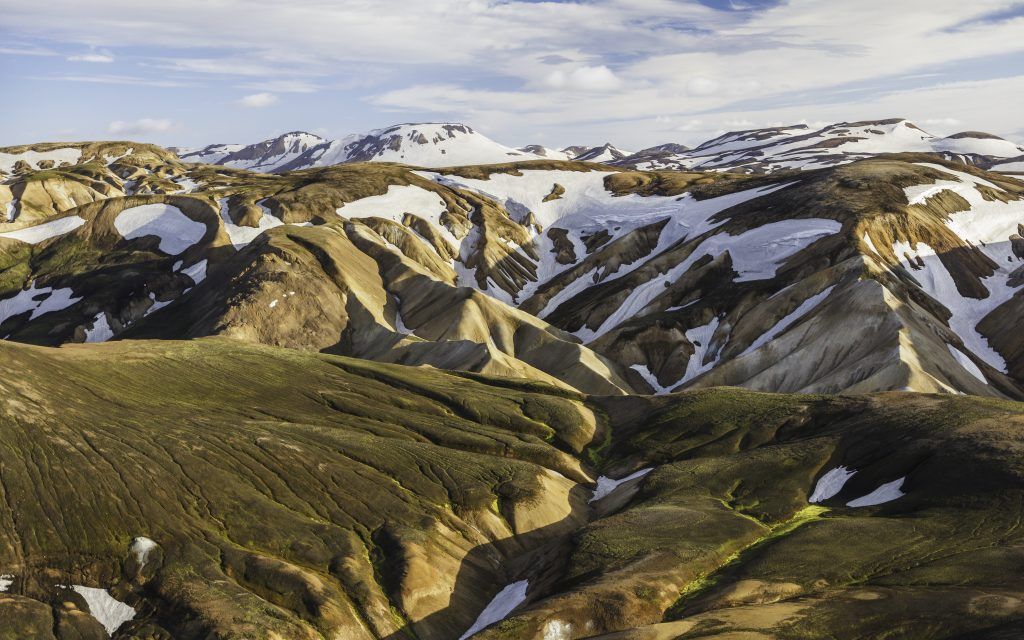 The Laugavegur Trek, Southern Iceland