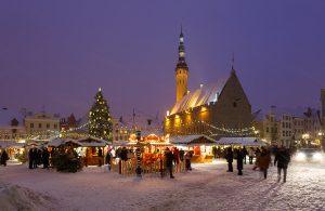 Tallinn - Christmas market