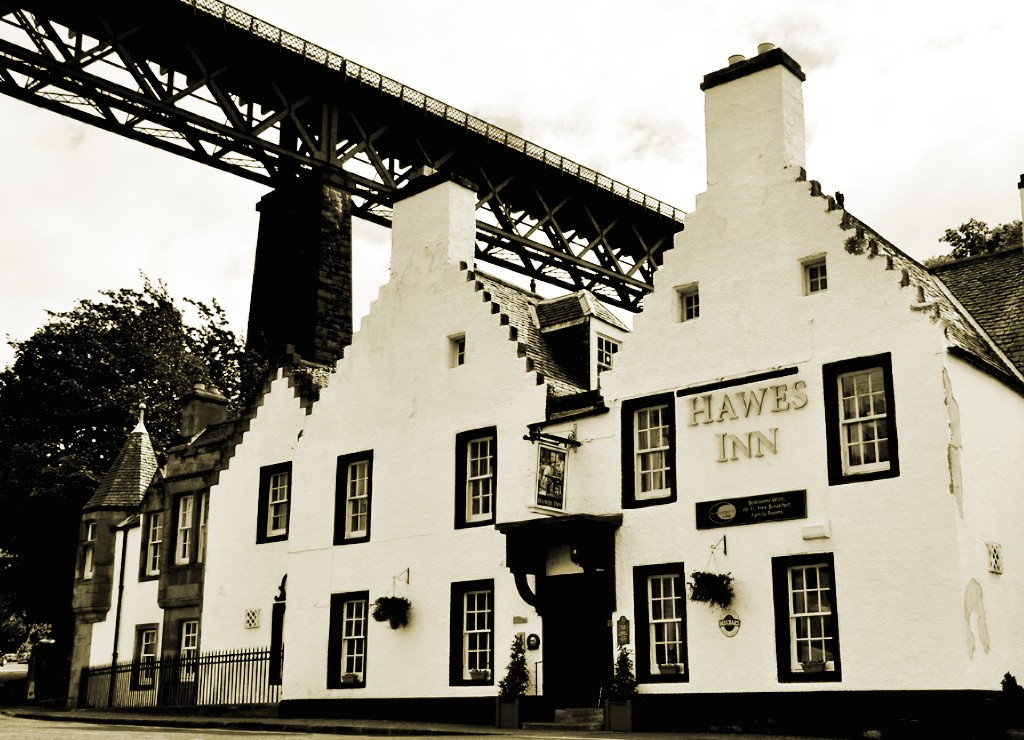 South Queensferry - Hawes Inn