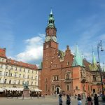 Wroclaw - old town Market Square (Rynek)